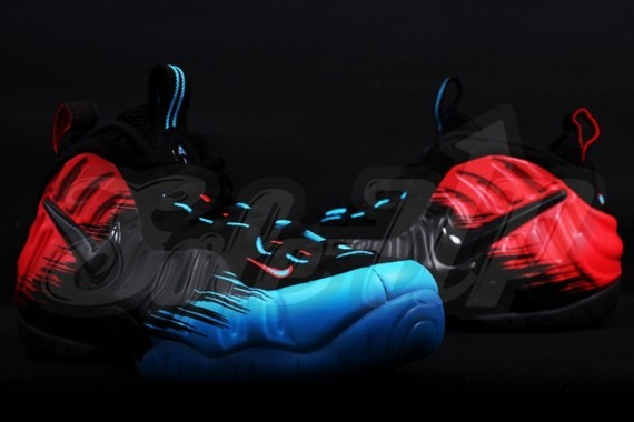nike-air-foamposite-pro spider-man-3