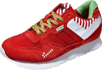 聖誕節限定慢跑鞋 2580元-單品照