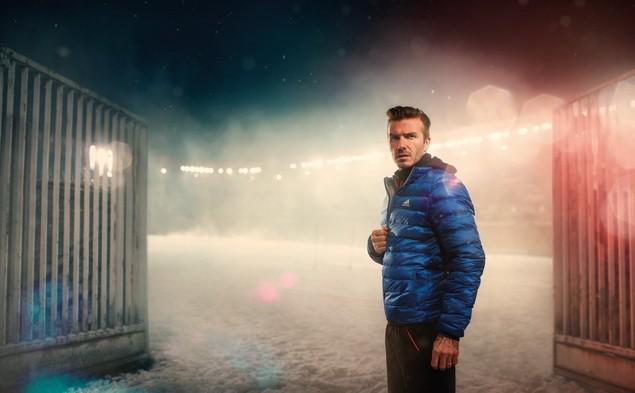 貝克漢代言全新ClimaWARM+系列 與adidas一同挑戰冬天_1_