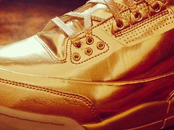 air-jordan-3 gold-0