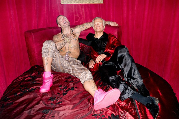 terry-richardson-photographs-riff-raff-at-a-wax-musuem-4