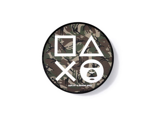 Aape x PlayStation4 Crossover Tee _ HK$499 (8)_