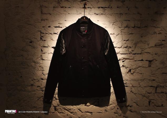 PHANTA CLUB Varsity Jacket_Black-01