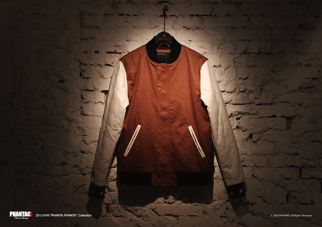 PHANTA CLUB Varsity Jacket_Ka-01