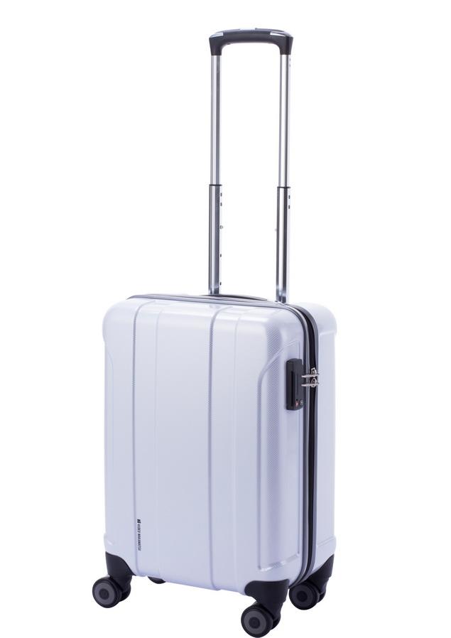 Twin系列旅行箱-星光銀,圖為19吋,假期優惠價3993元。_