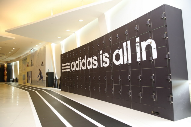 adidas RUNNING LAB TAIPEI 以室內擬真跑道為設計動線環繞整個場館 完整集結全方位的跑者服務體驗項目_004