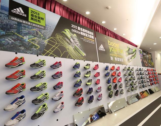 adidas RUNNING LAB TAIPEI 以室內擬真跑道為設計動線環繞整個場館 完整集結全方位的跑者服務體驗項目_009