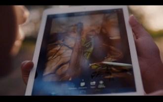 Apple iPad Air 最新宣傳廣告