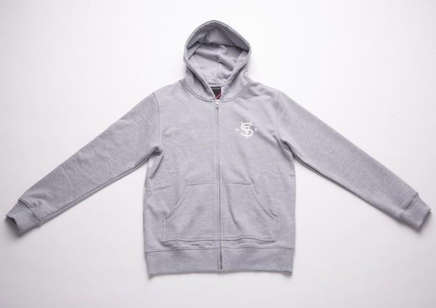 MR.SAY NAVY Stripe Zip Hood-1-01_