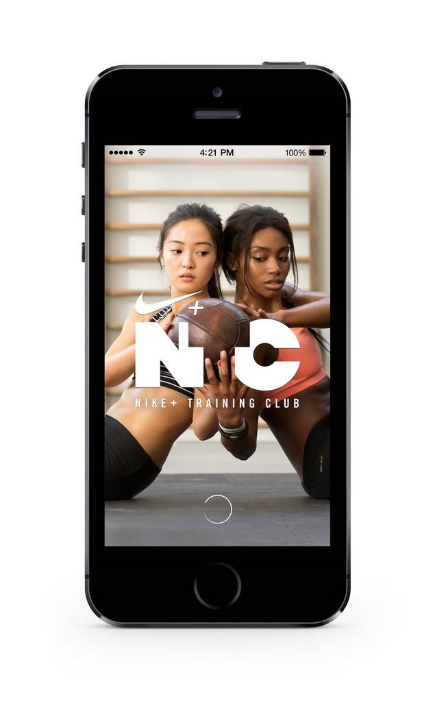 "Nike+ Training Club就像一間24小時的""健身房"",時時刻刻督促訓練者堅持鍛鍊_"