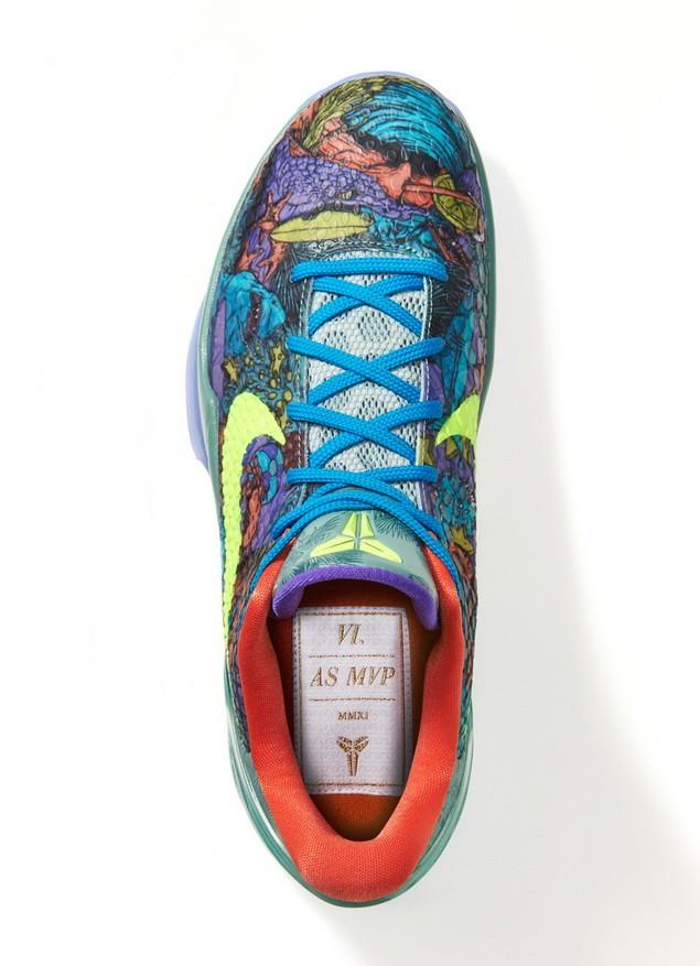 _Nike Zoom Kobe VI Prelude為了向當年在洛杉磯主場獲得明星賽MVP_000