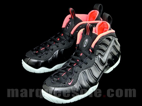 nike air foamposite pro solar red-3
