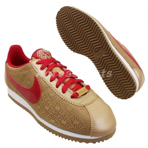 "a6014914d0c3 Nike WMNS Cortez Classic ""Year of the Horse"" 馬年別注公開"