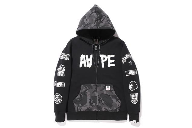 Aape - AAPHJME7028XXBKX $1,1049_