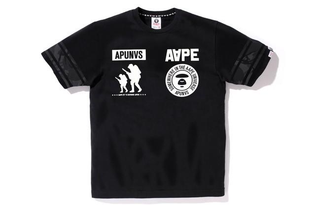 Aape - AAPHJME7028XXBKX $1,1068_