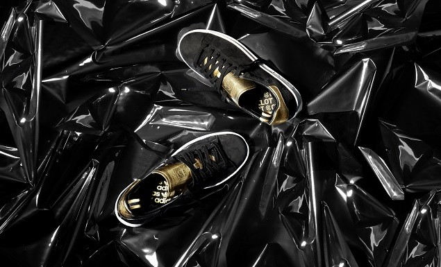 CLOT X STAN SMITH - BLACK HI RES