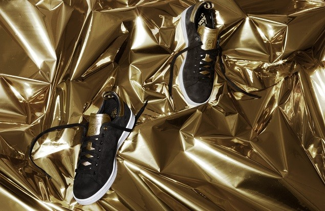 CLOT X STAN SMITH - GOLD HI RES