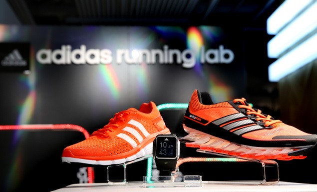 adidas RUNNING 全新劃時代跑步科技商品 強勢襲台 SPRINGBLADE 、 SMART RUN 、 PRIMEKNIT 提供跑者更多元的跑步體驗_000