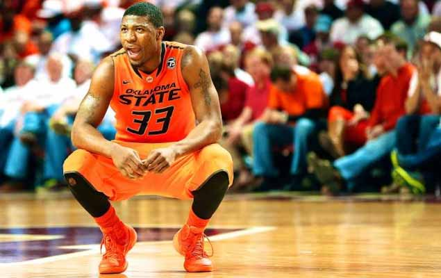marcus smart pushes the fans