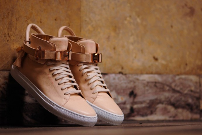 ronnie-fieg-x-buscemi-100mm-veg-tan-rose-gold-1