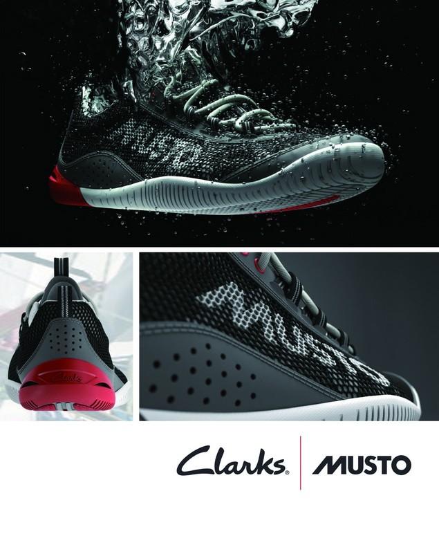 Clarks x MUSTO