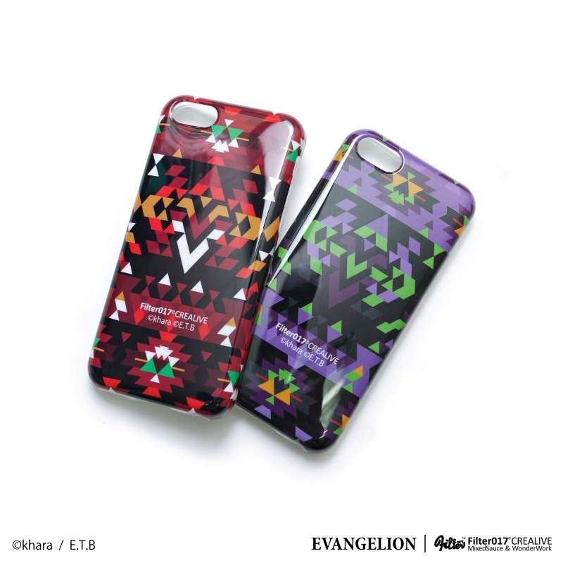 Filter017 EVA Folk Style iPhone 5C Case