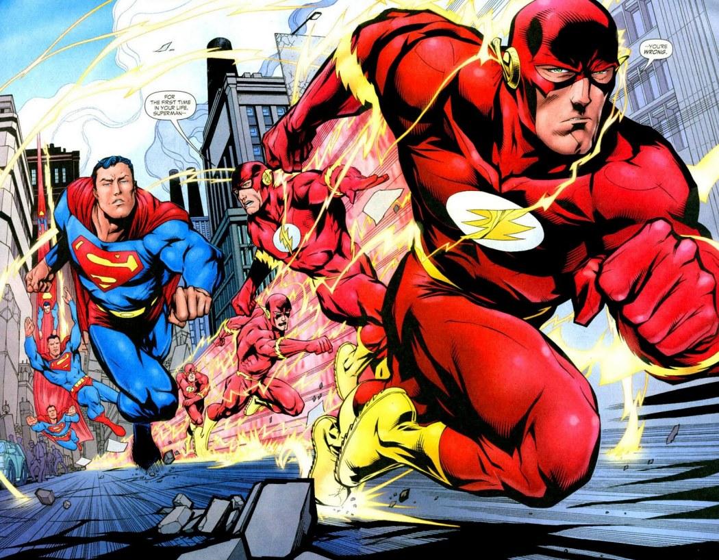 Flash_vs._Superman