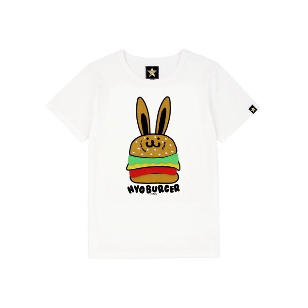 HYOMA SP14 Burger Print Tee $439