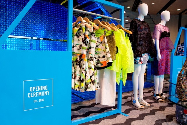 OPENING CEREMONY_Pop-up store at Hysan_I.T Exclusive items