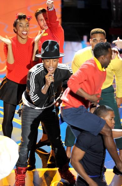Pharrell+Williams+86th+Annual+Academy+Awards+CRW3Ad3N6nxl