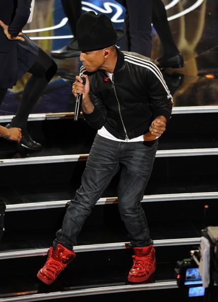 Pharrell+Williams+86th+Annual+Academy+Awards+FXauCmVerIHl