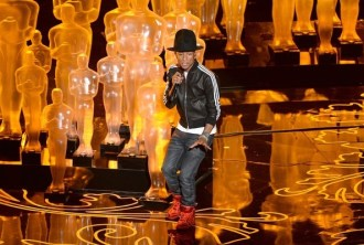 Pharrell+Williams+86th+Annual+Academy+Awards+tbhXYGOsHepl