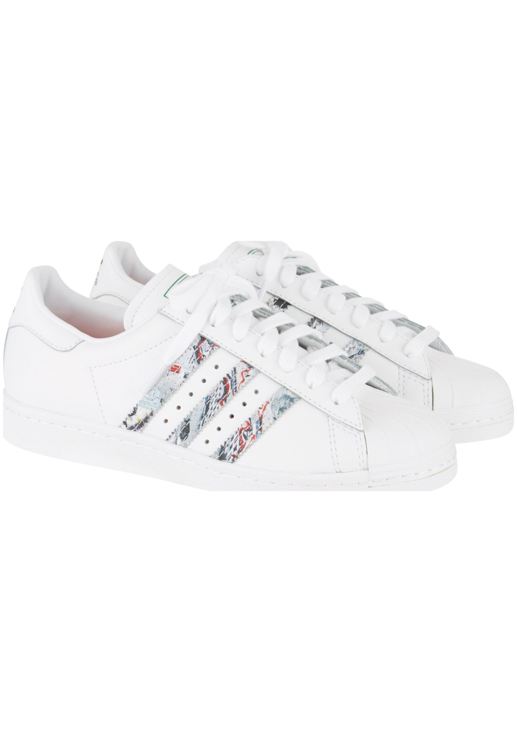 TOPSHOP X adidas Originals SUPERSTAR 80s W_NTD 4,290