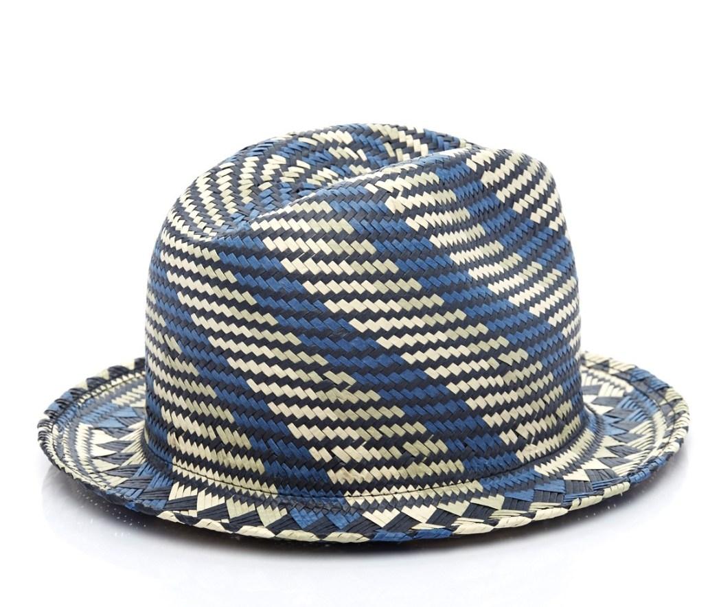 Kangol 幾何紙纖維紳士帽NT$1880Nt