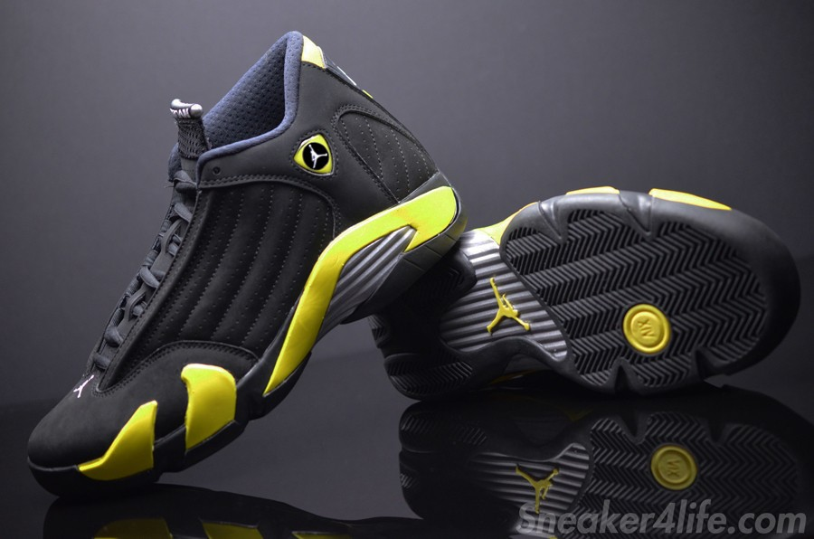 air-jordan-14-retro-black-yellow-thunder-3