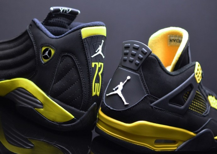 air-jordan-14-retro-black-yellow-thunder-0