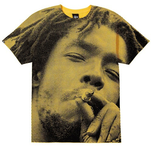 StussyxPeterTosh_ToshFaceTee_NT$1280_GOLD