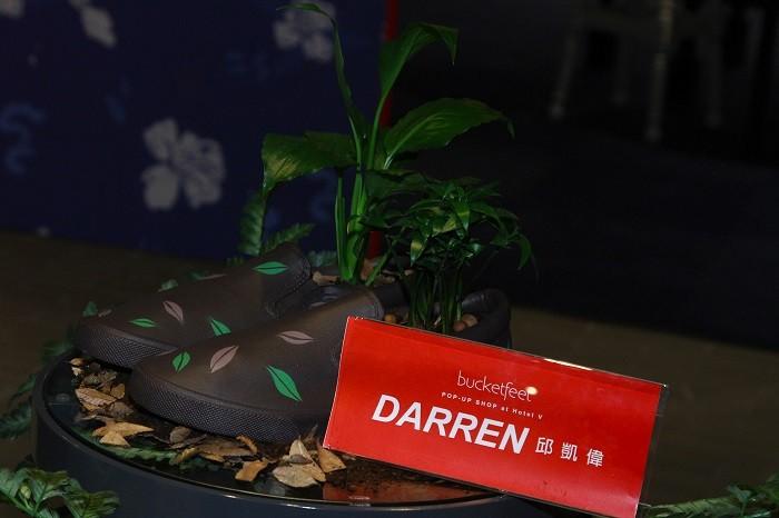 藝人Darren作品