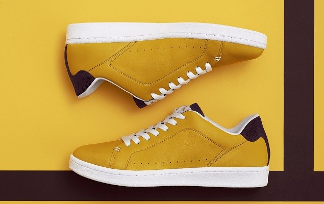 LACOSTE CarnabyNewCupSnakeYellowSide NT$3,980