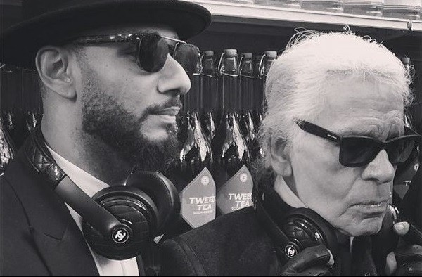Swizz-Karl-Lagerfeld