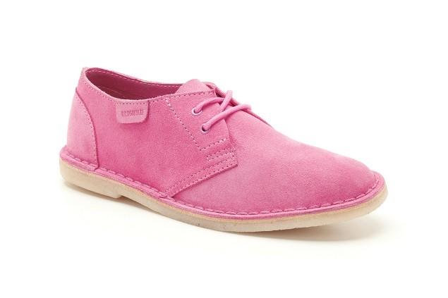 Jink Soft Pink Suede