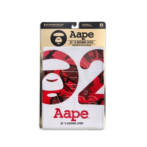 AAPE 2nd Anniversary Tee (packaging)($499)