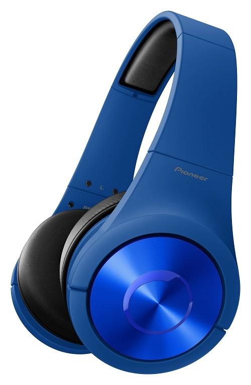 Pioneer新品耳機發表會_SE-MX7頭戴式耳機_藍_NT$6900