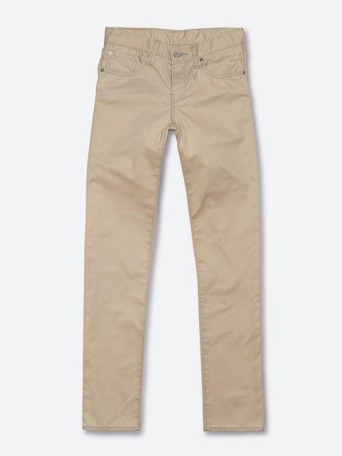 COOLMAX系列 511 淺卡其非丹寧休閒褲