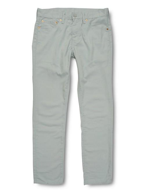 COOLMAX系列 511 淺藍非丹寧休閒褲