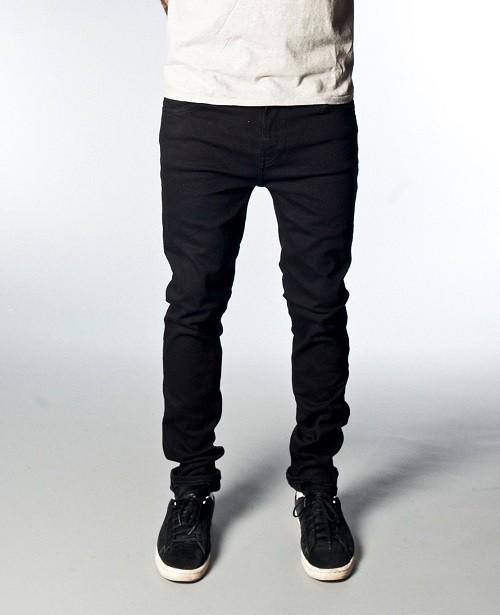 Nudie Jeans_High Kay_Org. Black Black $6020 (2)