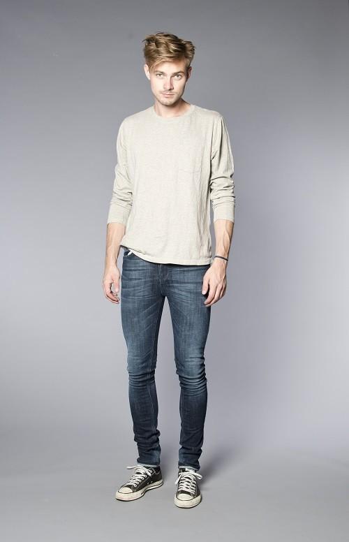 Nudie Jeans_High Kai-Organic used navy $6630 (2)