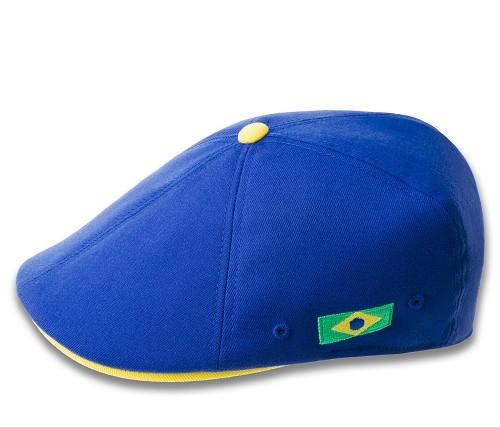 2014世界盃Kangol戰帽(巴西代表鴨舌款) NT$1680