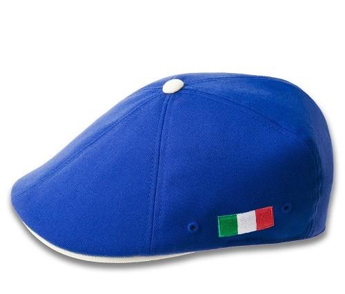 2014世界盃Kangol戰帽(義大利代表鴨舌款) NT$1680