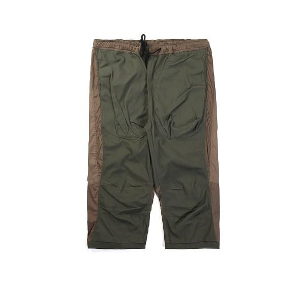 Tonal Panel 3_4 Shorts_(Army Green1)